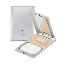 CARING COLOURS Luminizing Compact Make Up - Sand Beige 1