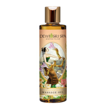 DEWI SRI SPA Body Contour Massage Oil 2016 - 250ml