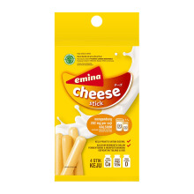 EMINA CHEESE Stick Plain 4pcs