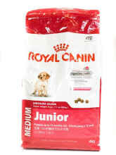 Royal Canin Medium Junior 4 KG - Makanan Anjing