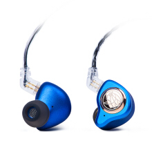 TFZ King II HiFi In Ear Monitor Earphone with Detachable Cable - Blue