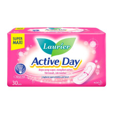 LAURIER Active Day Super Maxi 30pcs