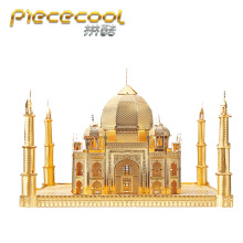 Piececool 3D Metal Assembly Model Puzzle Creative Children Toys Taj Mahal