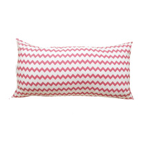 SLEEP MAX Body Pillow - Chevron Pink / 50x90cm