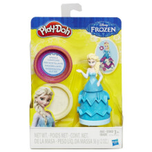 Play-Doh Mix 'n Match Figure Featuring Disney Princess Elsa