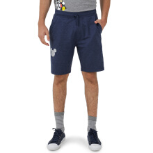 DISNEY Mickey Mens Short Pants - Indigo