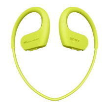 SONY NWWS413BM 4GB Sports Wearable MP3 Player - Green