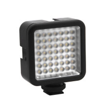 [OUTAD] LED Light Brightness Photography Lamp Flash Fill Light For Mobile Phone Camera Black