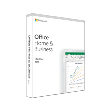 MICROSOFT Office Home and Business 2019 English APAC EM Medialess (T5D-03249)