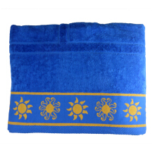 LENUTA Golden Beach Sunshine 90cmx150cm-550gr - Blue
