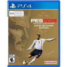 SONY PS4 Game Pro Evolution Soccer 2019 David Beckham Edition - Reg 2