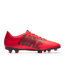 NIKE Mercurial Vortex Iii Fg - University Red/Black-Bright Crimson