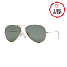 Ray-Ban Aviator large metal Polarized - RB3025 001/58