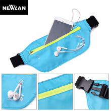 Newlan Sports outdoor running pockets Fashion outdoor waterproof mobile phone pockets men and women belts