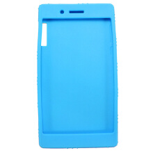 Blitzwolf Silicon rubber case for Lenovo Tab 3 7 Light Blue