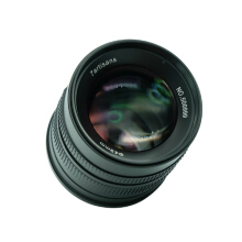 7artisans 55mm F1.4 Manual Focus Lens Black