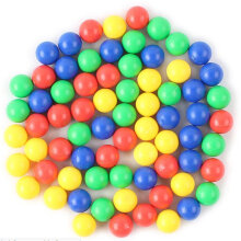 [COZIME] 60 Frogs Swallowed Beads to Eat Beans Board Game Beads COOLPLAY Toys Multicolor