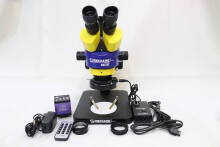 MECHANIC Microscope ORIGINAL 3 Mata MC75T-B1
