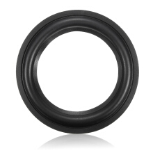 Blitzwolf 5'' Inch Black Soft Speaker Rubber Edge Surrounds Horn Speaker Ring Repair Kit    -  -