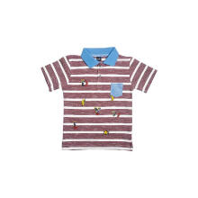KIDS ICON - Baju Anak Laki-laki DYL Stripes Polo Shirt - DY2K0100180