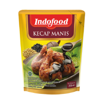 INDOFOOD Kecap Manis Refill Pouch 200ml