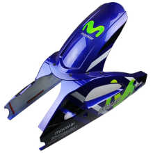 NEMO Spakboard Kolong Movistar for Jupiter MX King Black