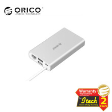 ORICO ADS2-ORICO ADS2 Type-C to HDMI / VGA / RJ45 / USB3.0-A * 2 Docking Station SILVER