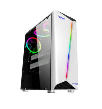 Ryzen NEW PC Komputer Cube Gaming Ryzen 5 2400G B320M Pro Vega 8 RAM DDR4 8GB