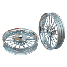 Power Velg Pelek Racing Tapak Lebar Spacy 110 cc Classic Palang 18 Chrome 215 250 14