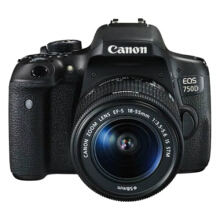 Canon EOS 750D Kit EF-S 18-55mm IS STM Black