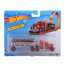HOTWHEELS Great For Track Fuel & Fire BFM60