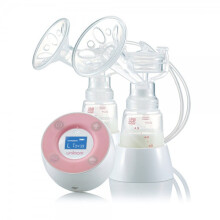 [free ongkir]Unimom Minuet Double Electric Breast Pump