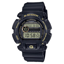 Casio G-Shock Special Color Models DW-9052GBX-1A9DR Black Digital Dial Black Resin Band [DW-9052GBX-1A9DR]