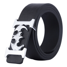 Dandali Original imported Wild decorative buckle smooth buckle men's belt