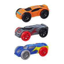 NERF Nitro Foam Car 3 Pack 3 NRRC0777