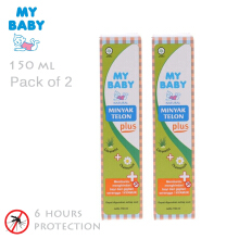 My Baby Minyak Telon Plus 150 ml (2 Pcs)