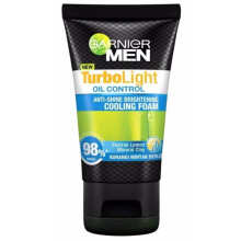 Garnier Men Turbo Light OiL Control Cooling Foam - 100ml