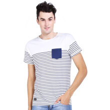 FAMO Men Tshirt 4210 [542101712] -  White