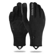 Farfi Winter Warm Outdoor Windproof Cycling Full Finger Unisex Touch Screen Gloves