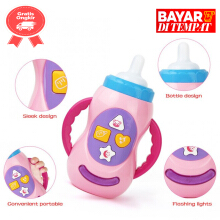 Tomindo Feeding Bottle Toys PINK