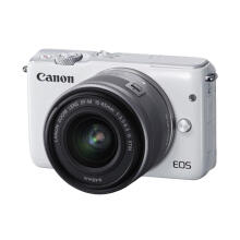 Canon EOS M10 EF-M 15-45mm White
