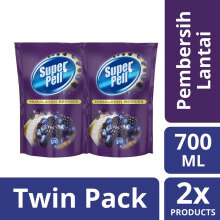 SUPER PELL Himalayan Berries Refill 700ml - Twin Pack
