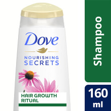 DOVE Shampoo Hair Growth Ritual 160ml