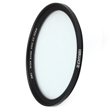 Zomei 52mm UV Protection Filter  - Black