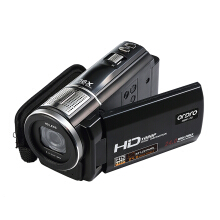 HDV - F5 3 inch Touch Screen 24MP Digital Video Camera 16X Zoom Camcorder 1080P Full HD DV  - Black