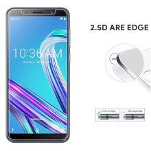 TM Case Tempered Glass Clear Asus ZenFone Live (L1) ZA550KL (5.5) Transparant
