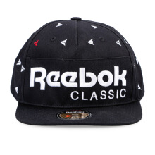 REEBOK Cl Graphic Cap - Black [One Size] REECV5779