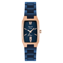Alexandre Christie AC 2455 LD BURBU Passion Ladies Blue Dial Blue Stainless Steel [ACF-2455-LDBURBU]
