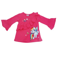 T- Shirt anak perempuan Frill at Sleeve My Little Pony - PY101000180