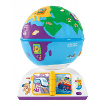 Fisher Price Laugh & Learn Greetings Globe